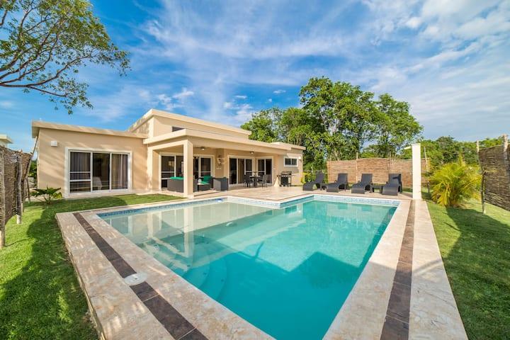 Luxury & Comfort - 2BD Villa in Sosua Casa Linda