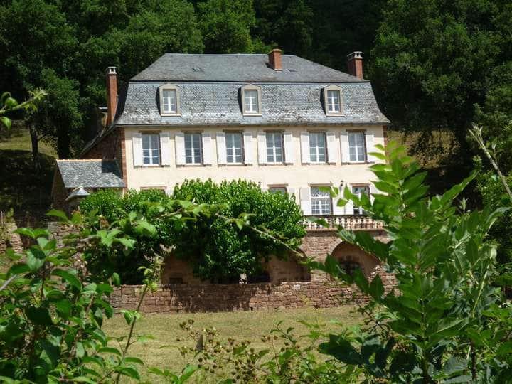 Charmante maison de Maître du XVIIe siècle