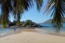 Yanui Beach à 4 minute à pied