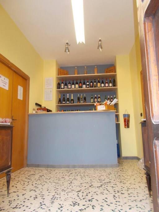 Bar all'ingresso del Rifugio