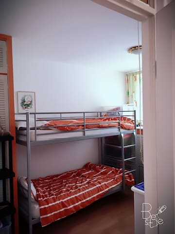 Nice room for up to 3 persons