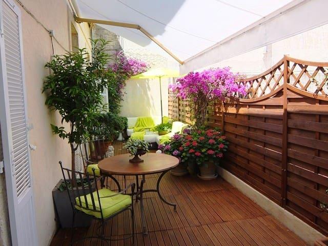 Chambre d'hôtes de charme 2 pièces - Cannes - Apartamento