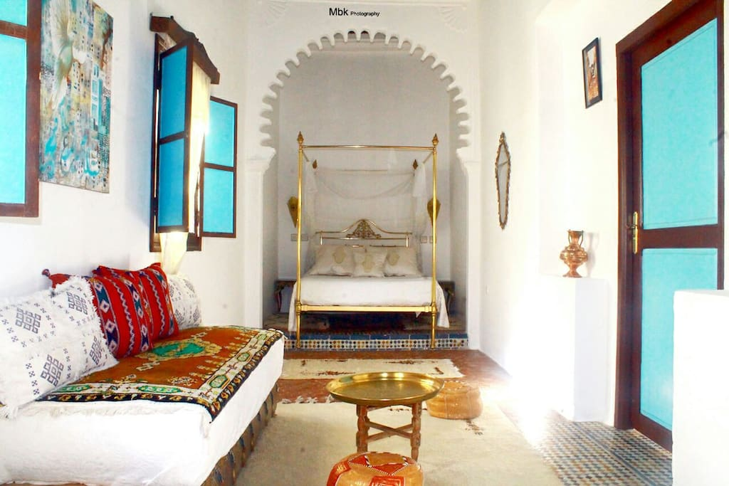 Riad khmisa chambres chambres d 39 h tes louer for Chambre hote 94