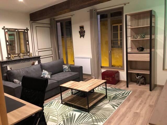 Suite «Jungle» salon