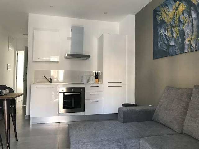 Lovely New 1 Bedroom Apartments - Il-Gżira - Lägenhet