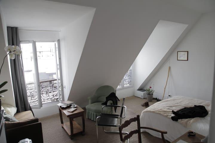 Studio cozy and charming