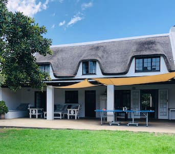 Breede Riverine - Holiday Home on the River