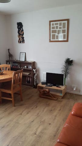 Full furnished entire flat. - London - Apartment