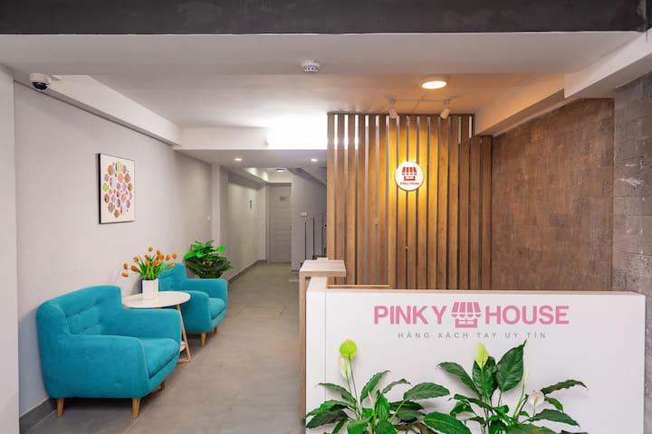 PINKY HOUSE 8.3 - Cozy Studio *FreeGym