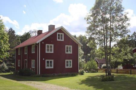 Rullan - Holiday house at lake - Småland