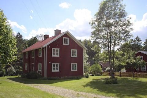 Rullan - Nyaralóház a tónál - Småland