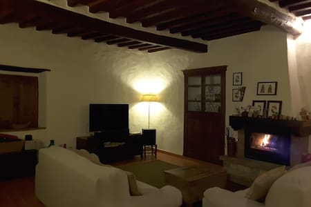 Traditional Stone House in the Heart of Tuscany - Lecchi in Chianti - Casa