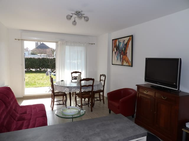 Appartement 3 pièces avec jardin clos - Berck - Berck - Appartement