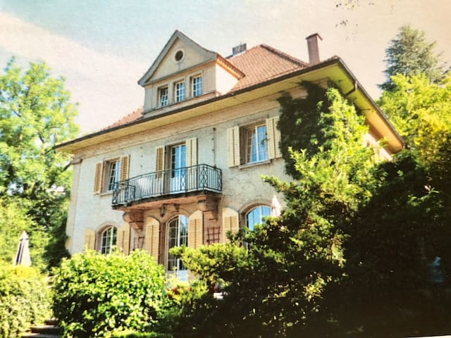B&BVillaZurichberg   Furnished Studio&HomeOffice!🇨🇭