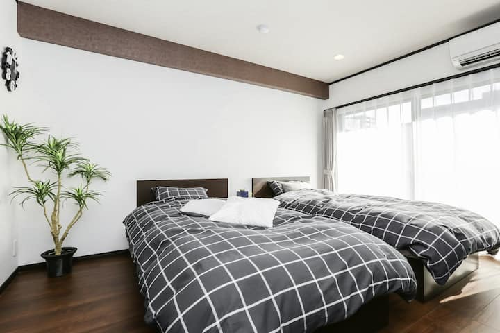 ★(#24★44)Luxury Room in Shinsakae-machi district