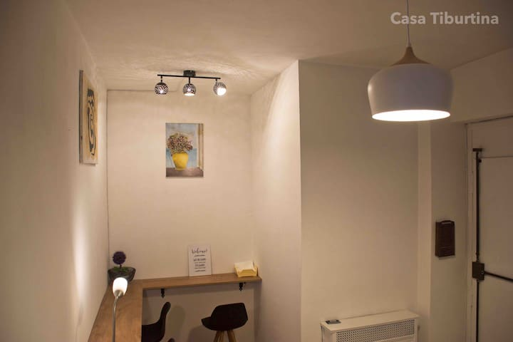 Casa Tiburtina quiet and cosy room 1