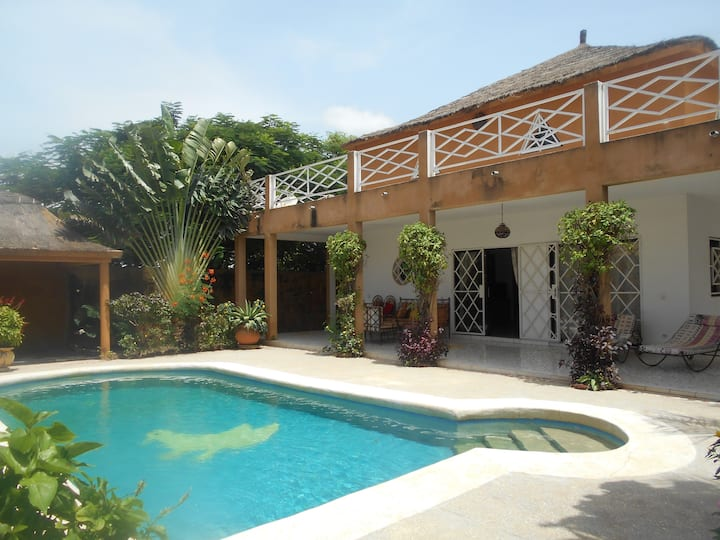 Villa d'exception avec piscine privée