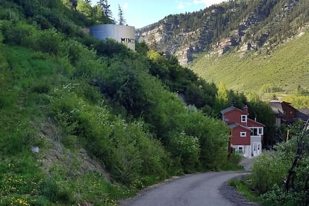 Hillside, a guesthouse in Minturn - Apartment