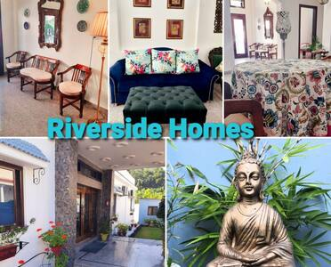 Riverside Homes C-4:in a picturesque river valley.