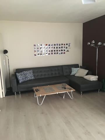 Grand T2 de 52 m2