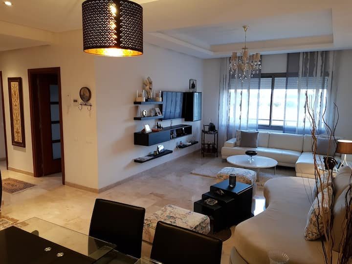 Luxury Apartment close to Casablanca airport