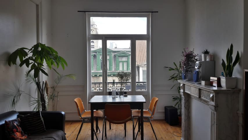 Beautiful apartment in the centre of Brussels