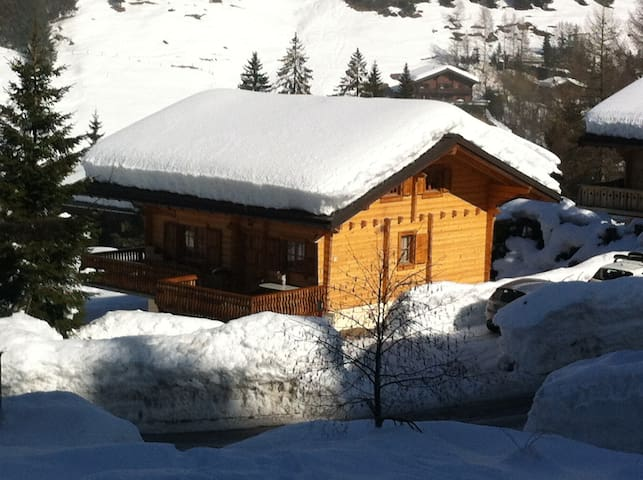 One bedroom apartment in MORGINS close to slopes - Morgins - Appartamento