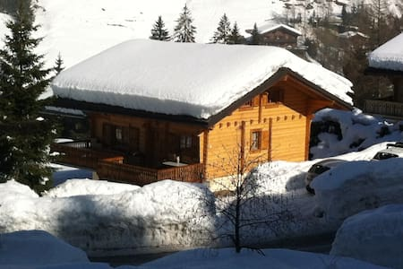 One bedroom apartment in MORGINS close to slopes - Morgins - Daire