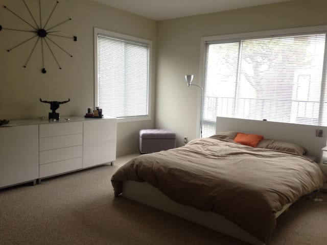 Nice Spacious Room in Castro - San Francisco - Byt