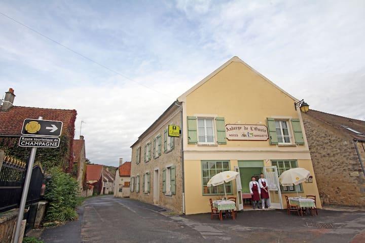 village de champagne - Baulne-en-Brie - Apartamento