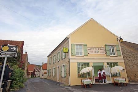 village de champagne - Baulne-en-Brie