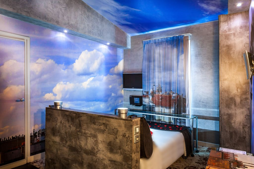 Paris Paradis room
