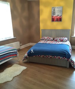 SHIQUE LARGE APARTMENT CLOSE TO CITY CENTRE - Newcastle upon Tyne - Apartmen