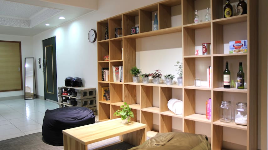 結綵家常 Knot Now Home(一次只接待一組客人) - Yilan City - Apartment