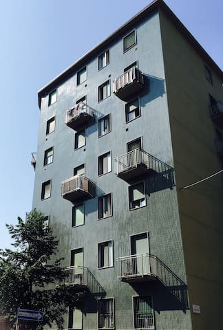 Your cozy little shelter close to Milan downtown