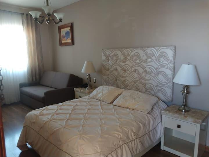 Cómoda habitación en el centro de Querétaro 8