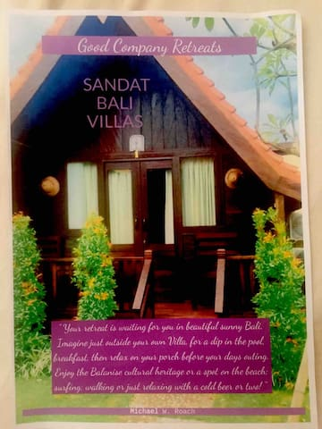 Sandat Bali Villas Adventure Holidays