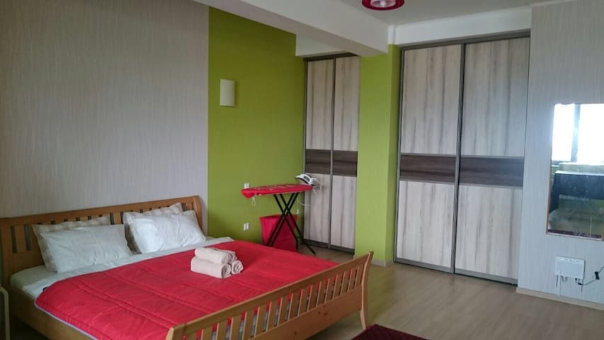 Studio apartment in Atakent