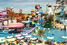 Cartoon Network Water Park - 15 minutes
