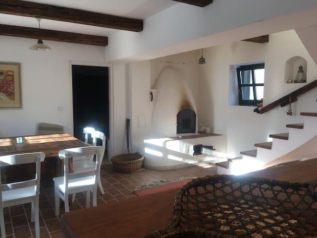Káli-basin-Balaton house-új parasztház - Balatonhenye - House