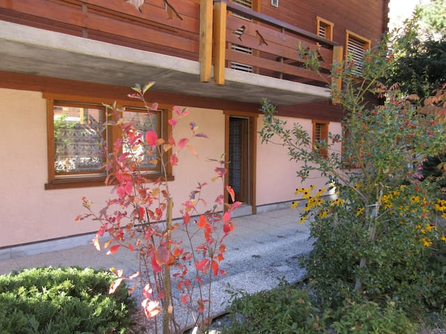 """les Busards 1"" - Nendaz - Apartment"
