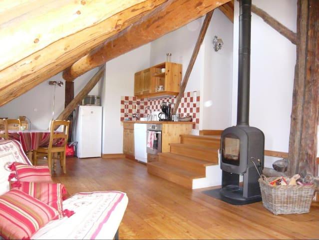 Appartement 4 personnes, Vallée de la Clarée - Montgenèvre - Apartment