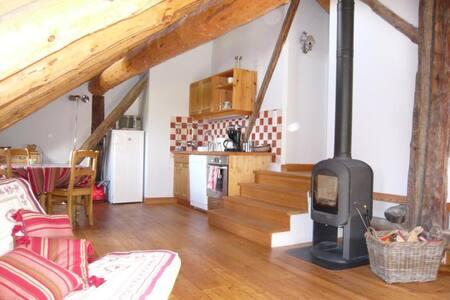 Appartement 4 personnes, Vallée de la Clarée - Montgenèvre - Apartemen