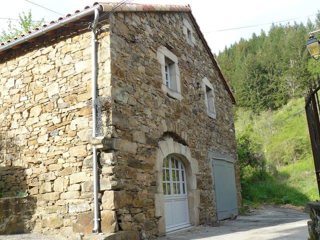La Grange des Causses - Viala-du-Tarn - Dom