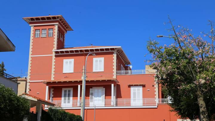 Villa Edera - 6 Solunto