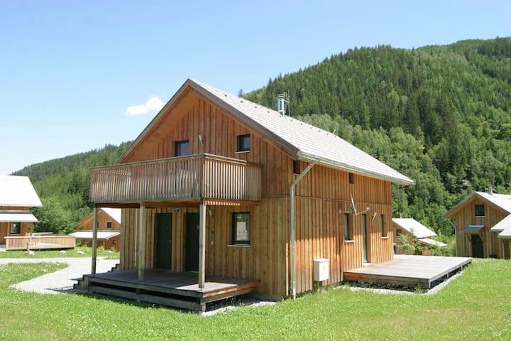 Groot chalet in Steiermark met sauna