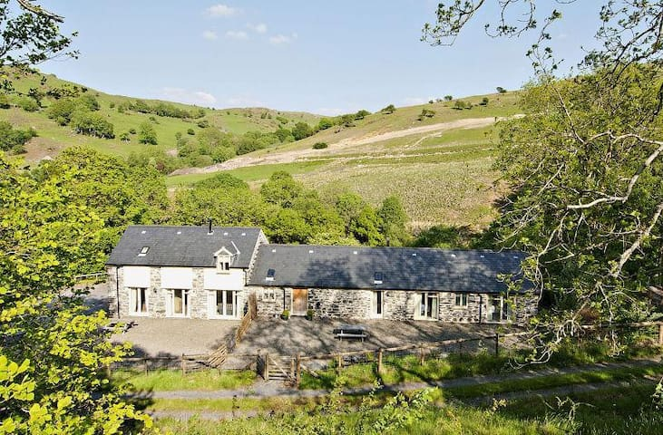 Cefn Coch Cottage Valley Hideaway - Machynlleth - House