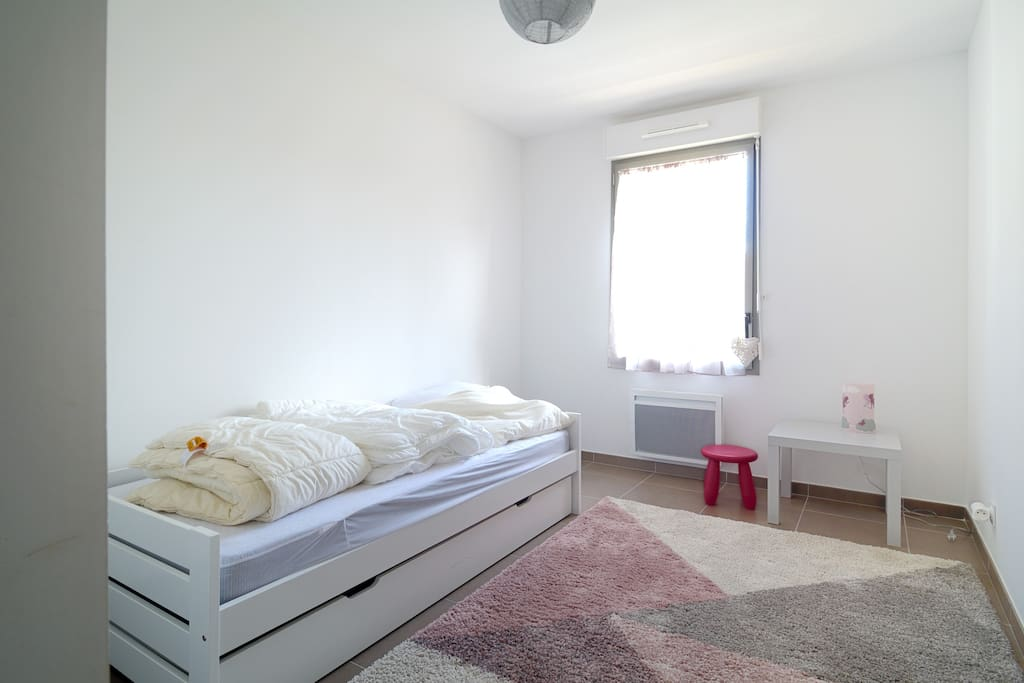 Chambre n3 avec lit gigogne