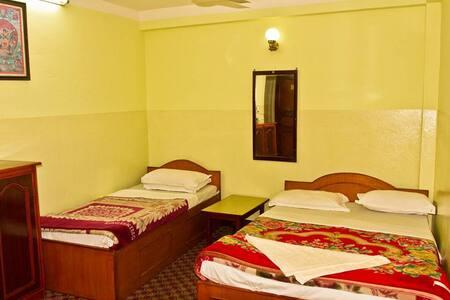 Deutsch home guest house - Kathmandu - Bed & Breakfast