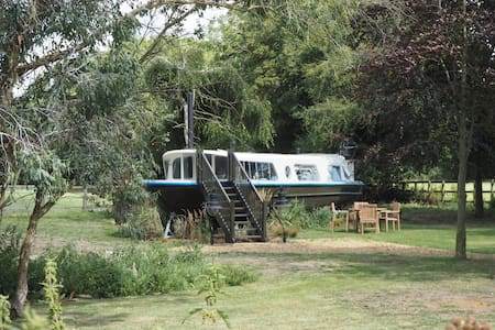 The Woodland Boat, Hingham, Norfolk